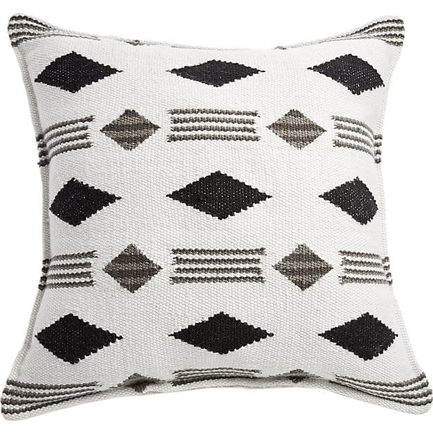 black-white-outdoor-pillow