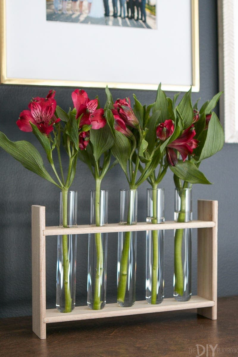 Test Tube design: How to Decorate for Fall | DIY Playbook