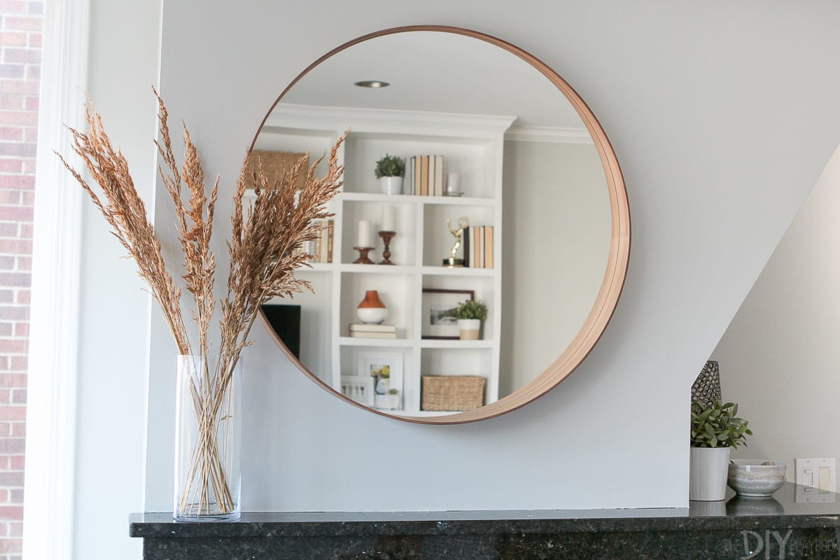 Rookie Mistake: Decorating a Fireplace Mantel | The DIY Playbook
