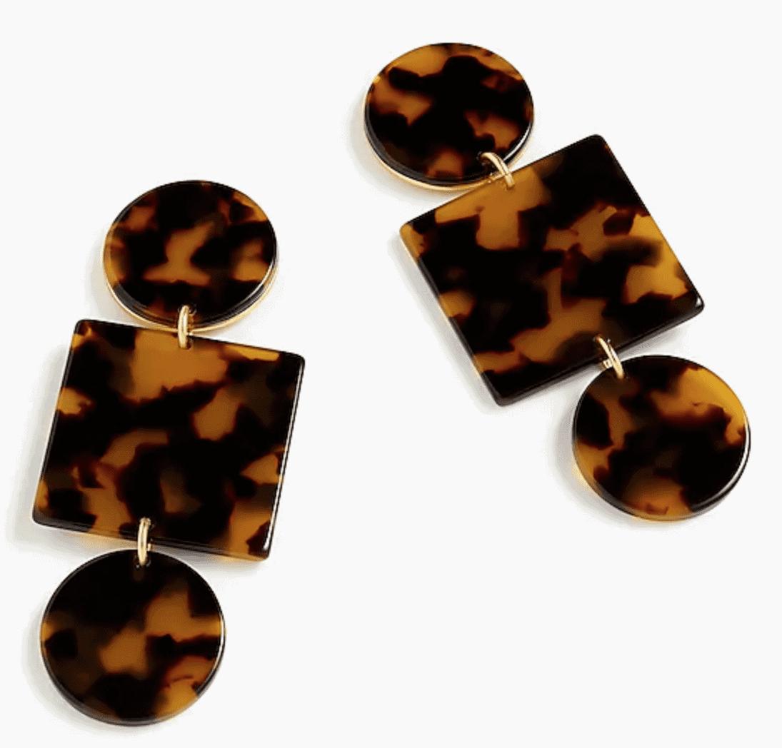 tortoise-earrings-jcrew