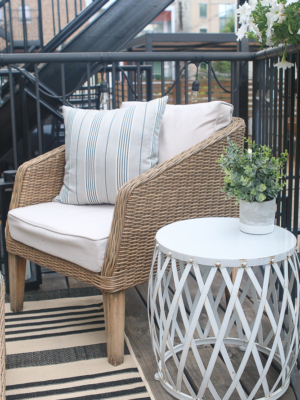 An Update on Casey's Outdoor City Patio Space