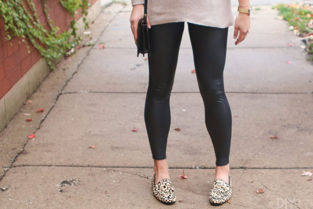 These flats are comfy and versatile