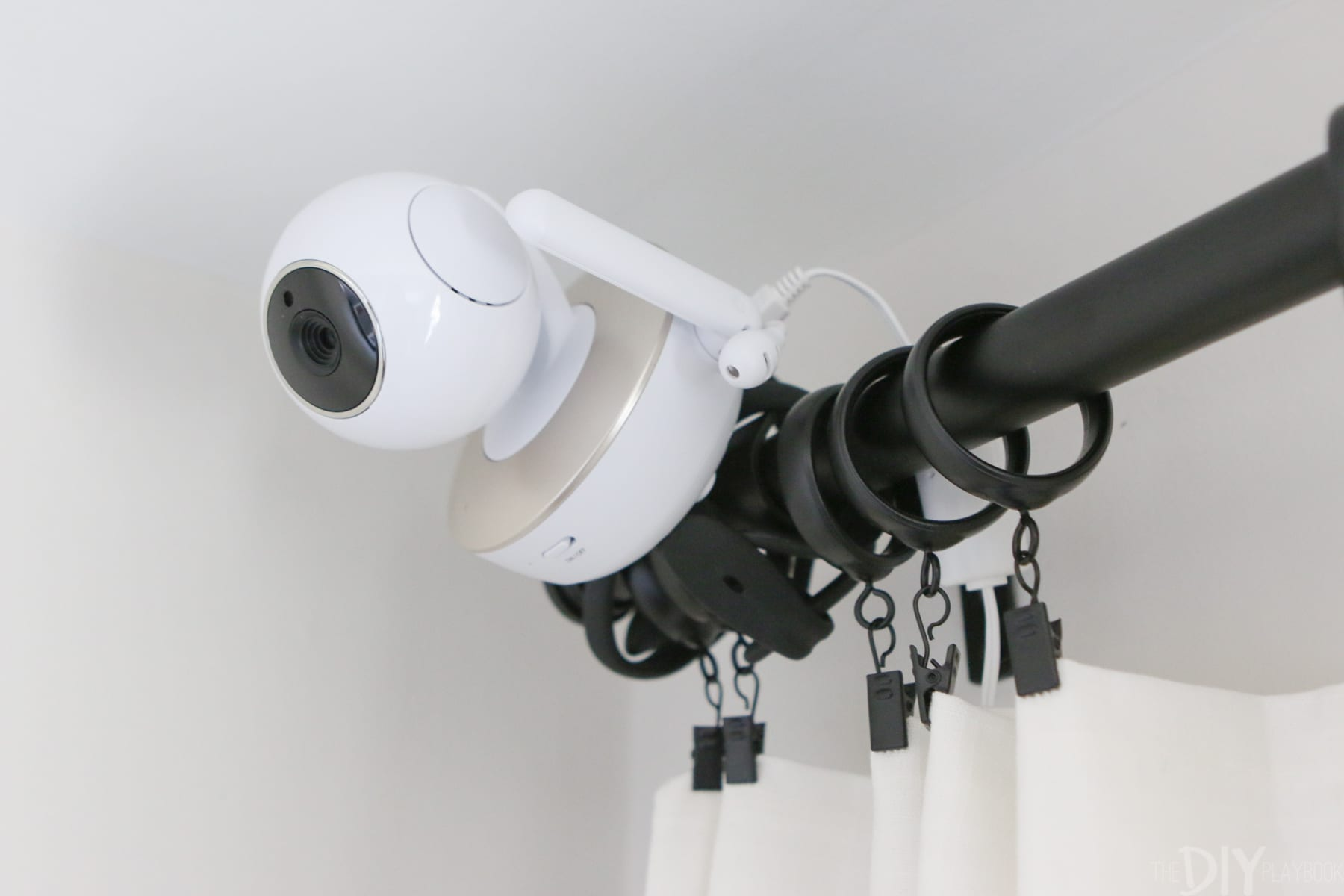 installing a baby monitor