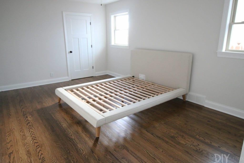 master bedroom before furniture