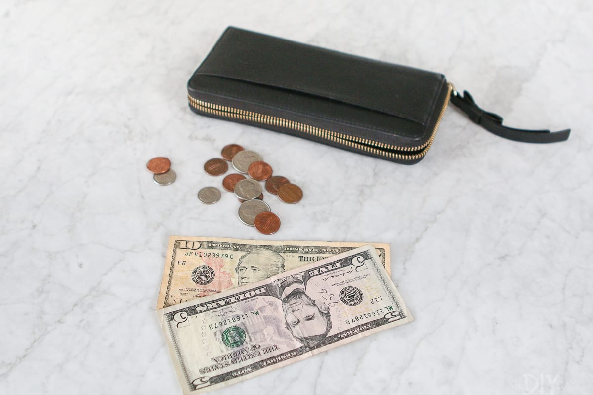 Saving cash and change so you can fatten your wallet during Frugal February