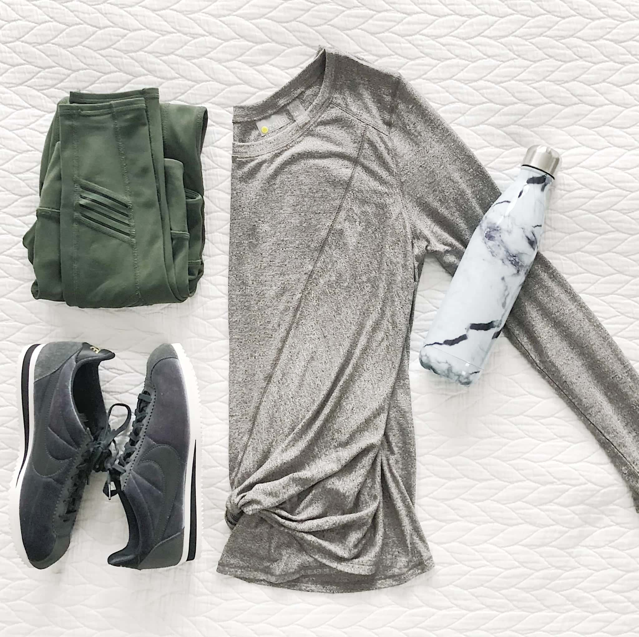 Nordstrom athleisure and yoga wear