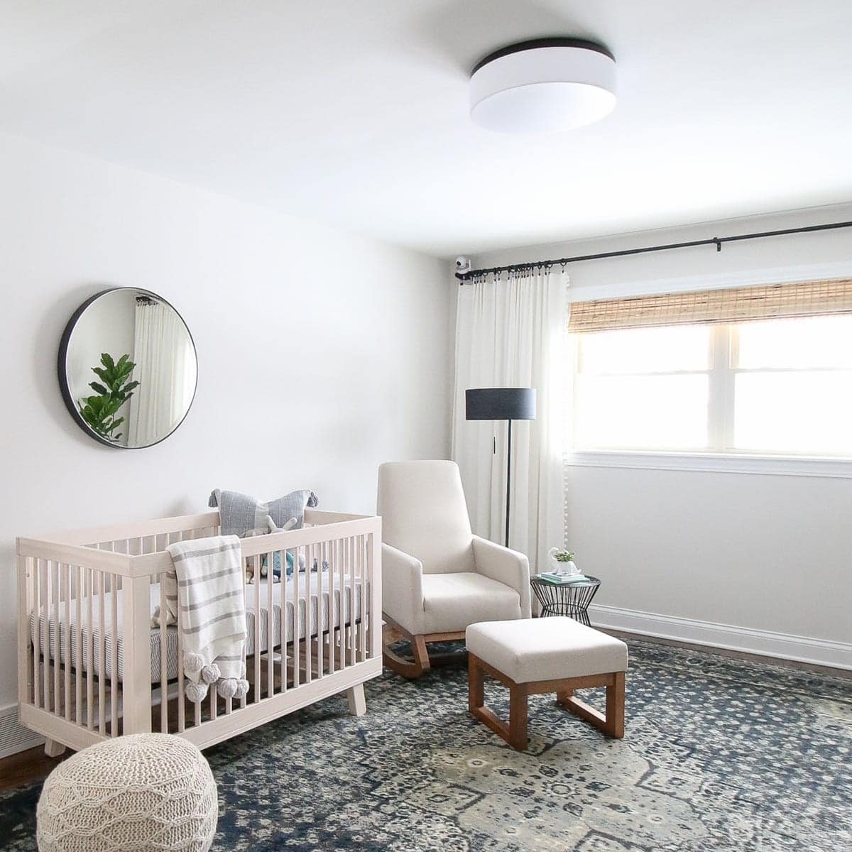 Source List for a Neutral Nursery Reveal