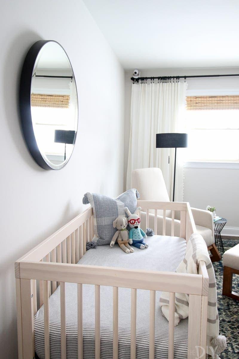 nursery mirror we love