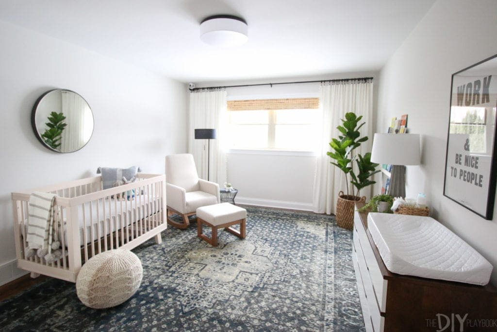 2018 home goals nursery