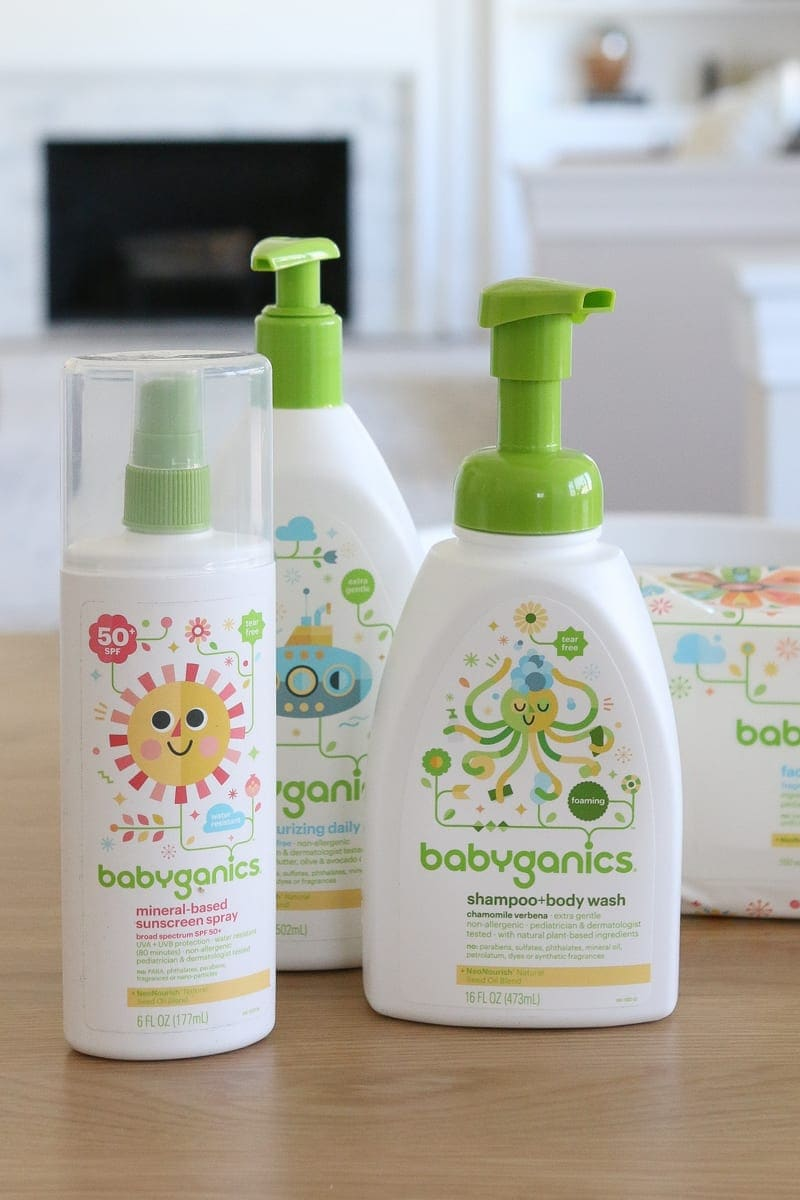 Organic Products for Babies