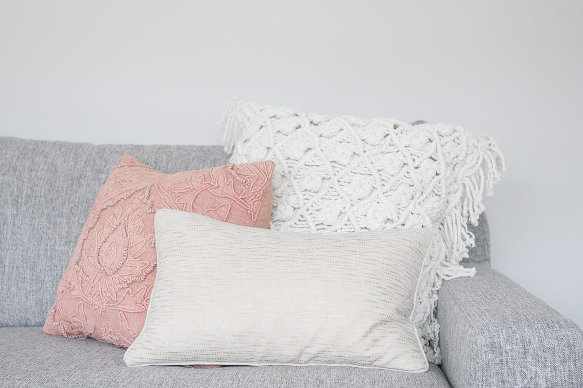 throw pillowswhite pillow tch love b basic decorating blush we pillows pillowsaccent secretly gold trends pin