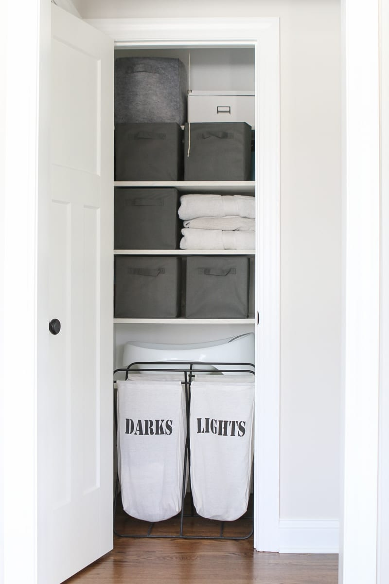 Incroyable Best Deal Ever!! Simple Ways To Organize A Linen Closet
