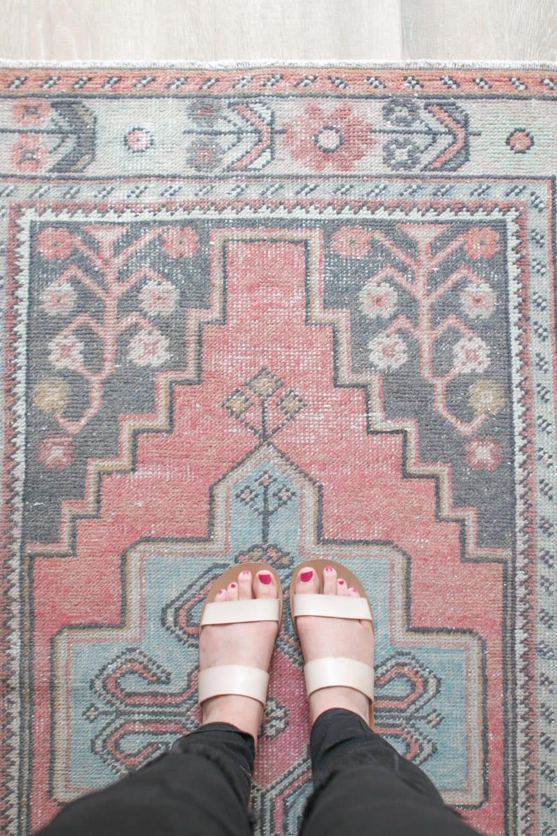 craigslist vintage rug tips