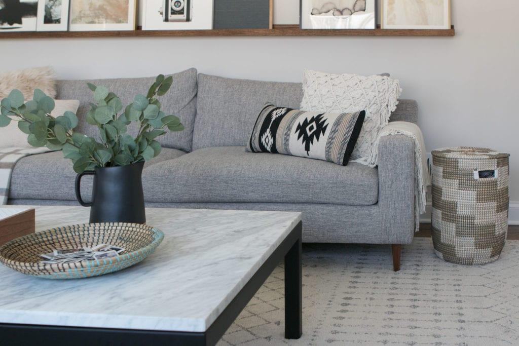 an honest review of an interior define sofa