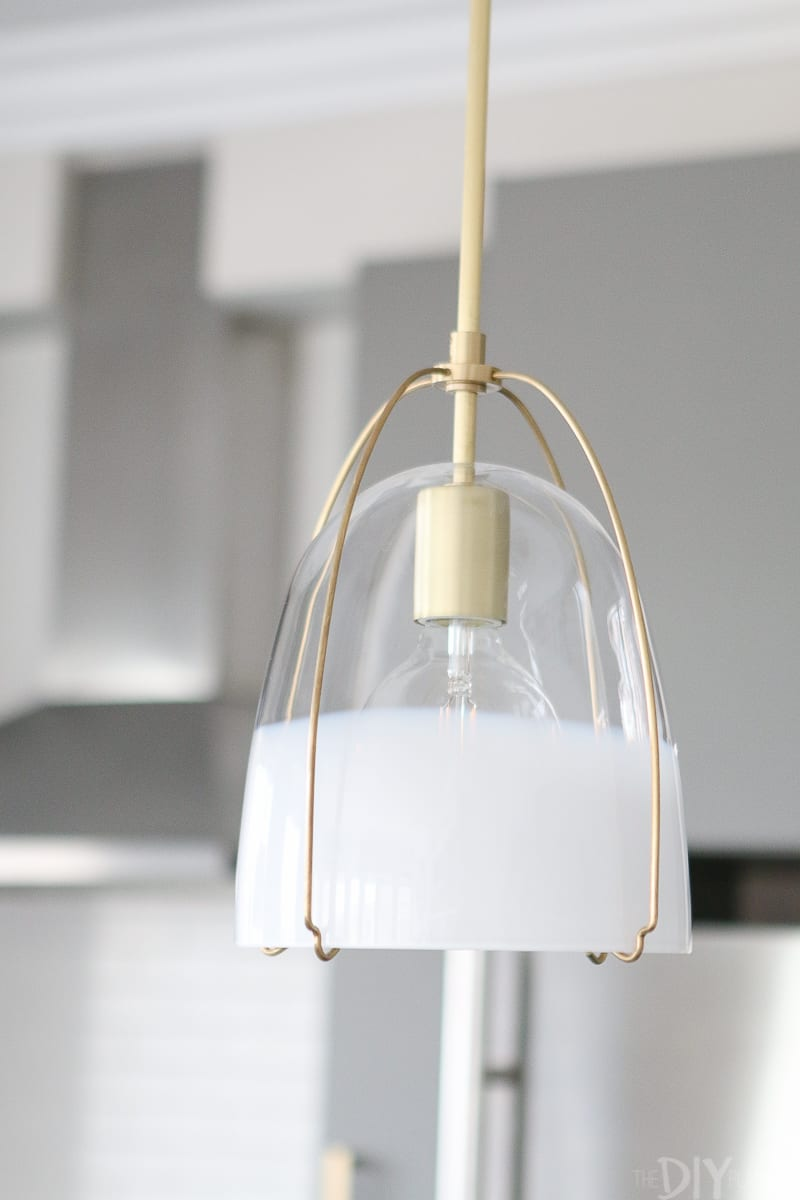 Kitchen pendant from Rejuvenation