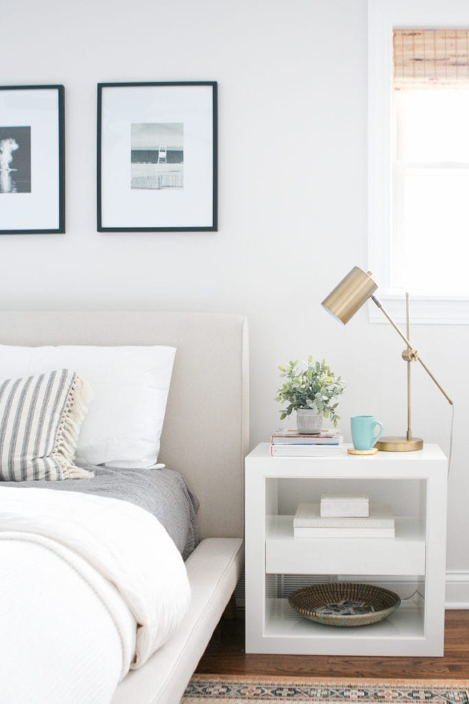 White Nightstands From Serena Lily The Diy Playbook