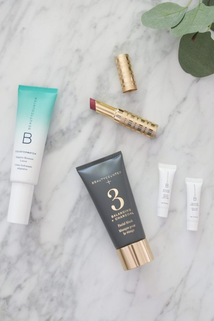 starting a skincare routine with beautycounter