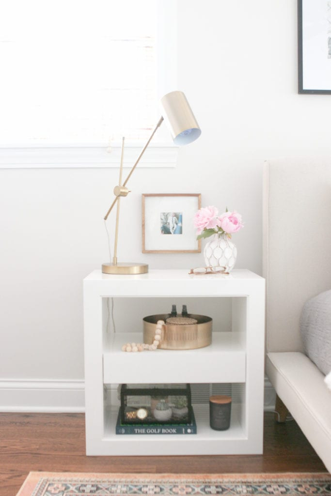 serena and lily white nightstands