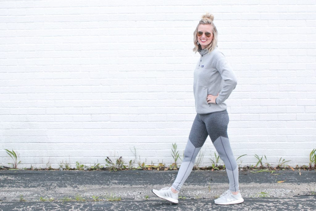 athleisure fall staples