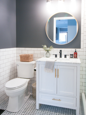 Our Bathroom Makeover - The Reveal