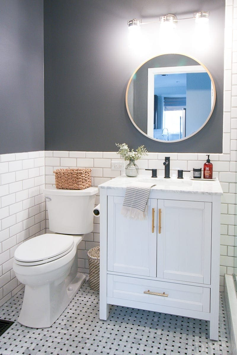 new homeowner tips - wait to renovate bathrooms