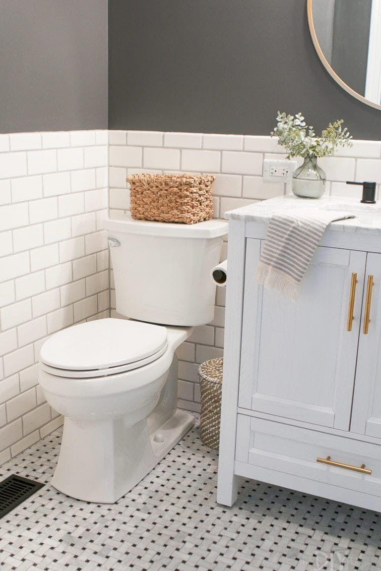 Home improvement ideas to upgrade your bathroom