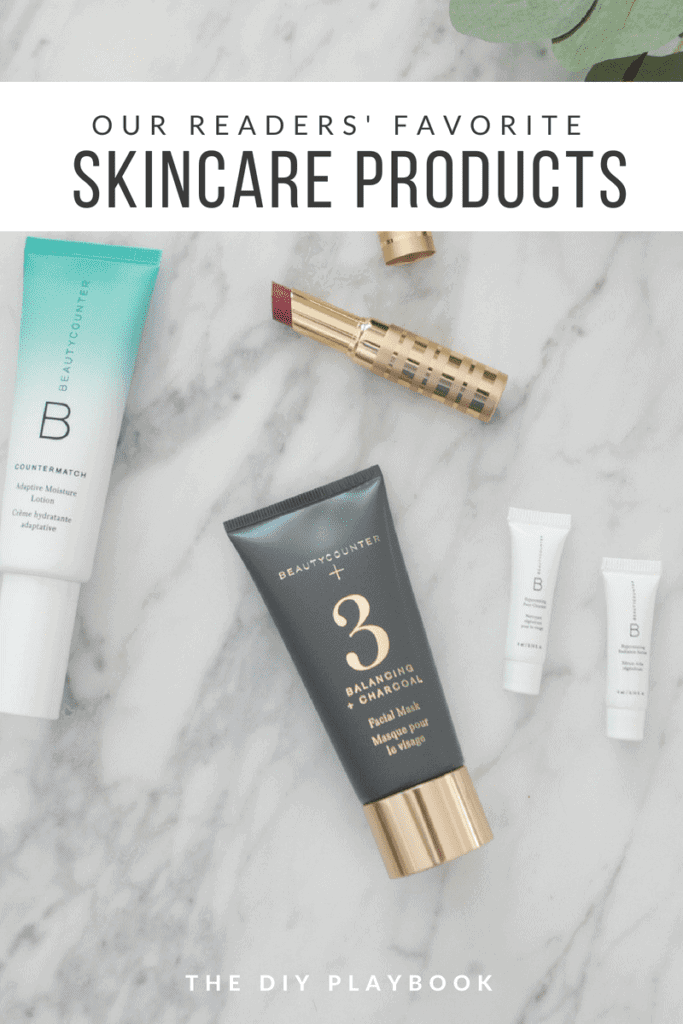 Our readers' favorite skincare products for acne and wrinkles