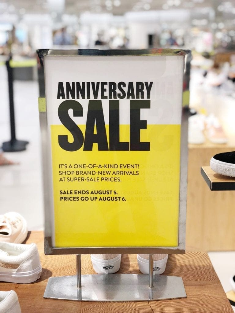 Nordstrom anniversary sale favorites from 2018 summer sale