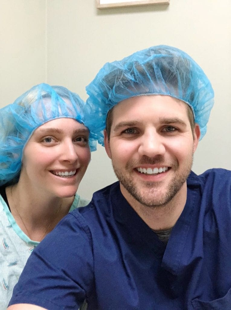 Prepping for IVF frozen embryo transfer