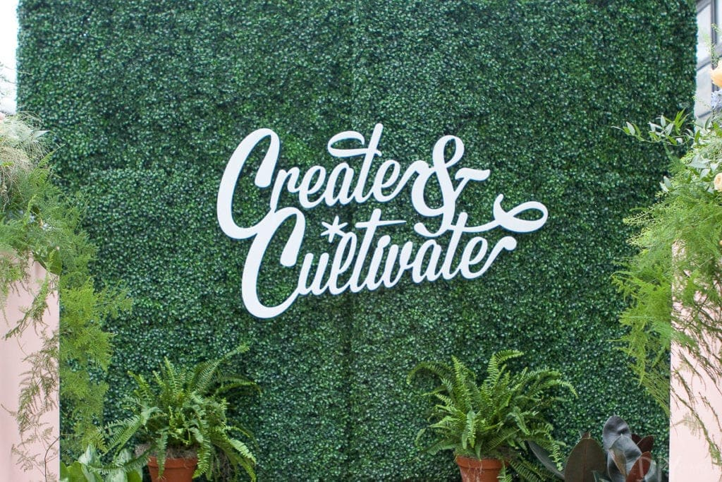 Create and Cultivate Chicago Conference 2018