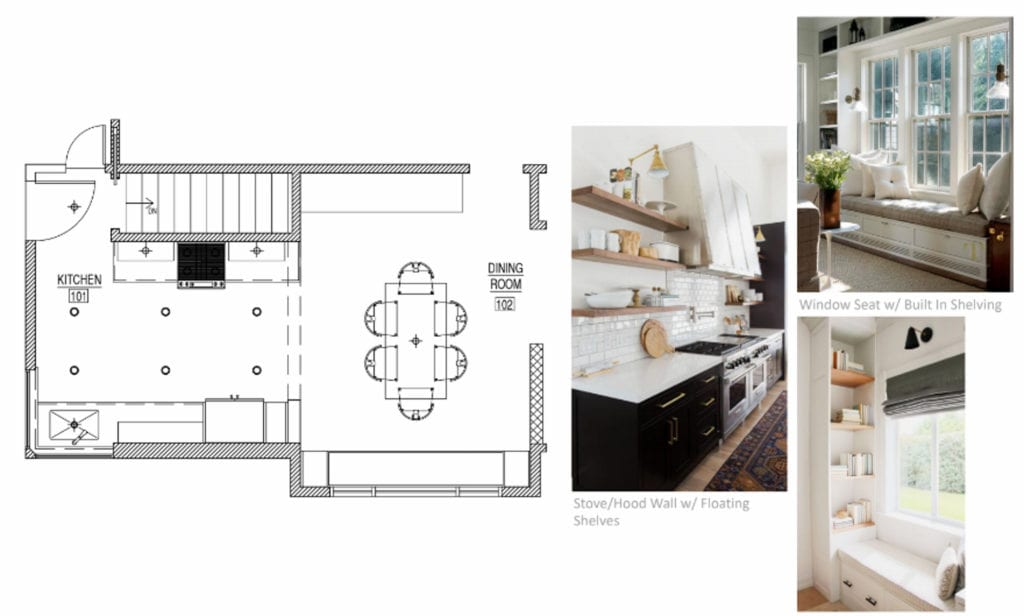 New Kitchen Layout Option #3