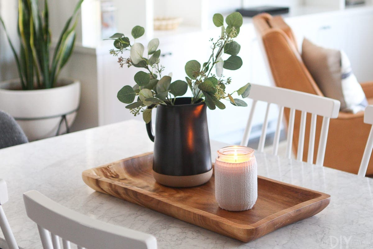 How to create a fall candle holder one of my favorite fall home projects