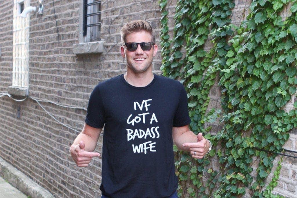 IVF got a badass wife