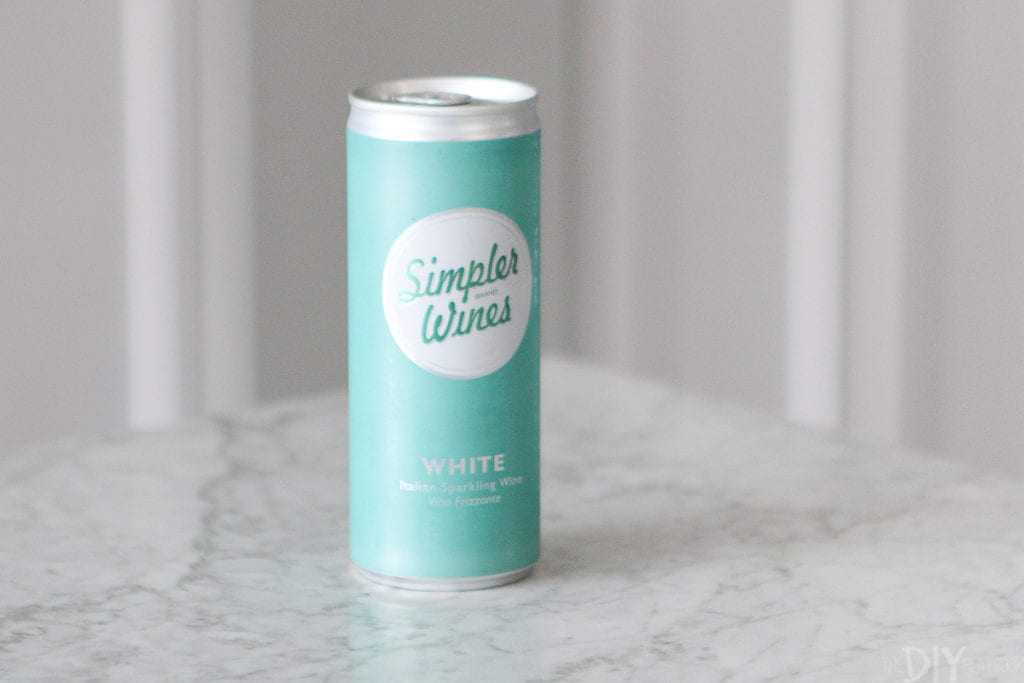 simpler wines white sparking from trader joe's