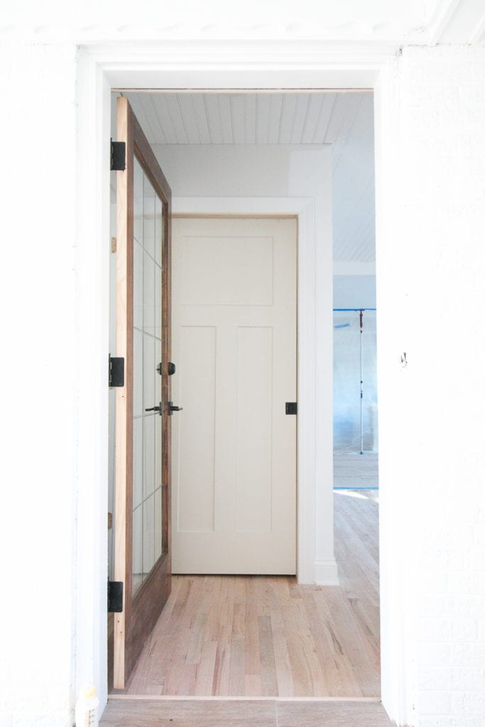replacing an old pocket door