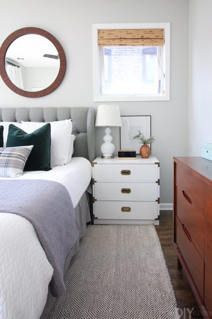 Fall home tour with plaid and seasonal touches