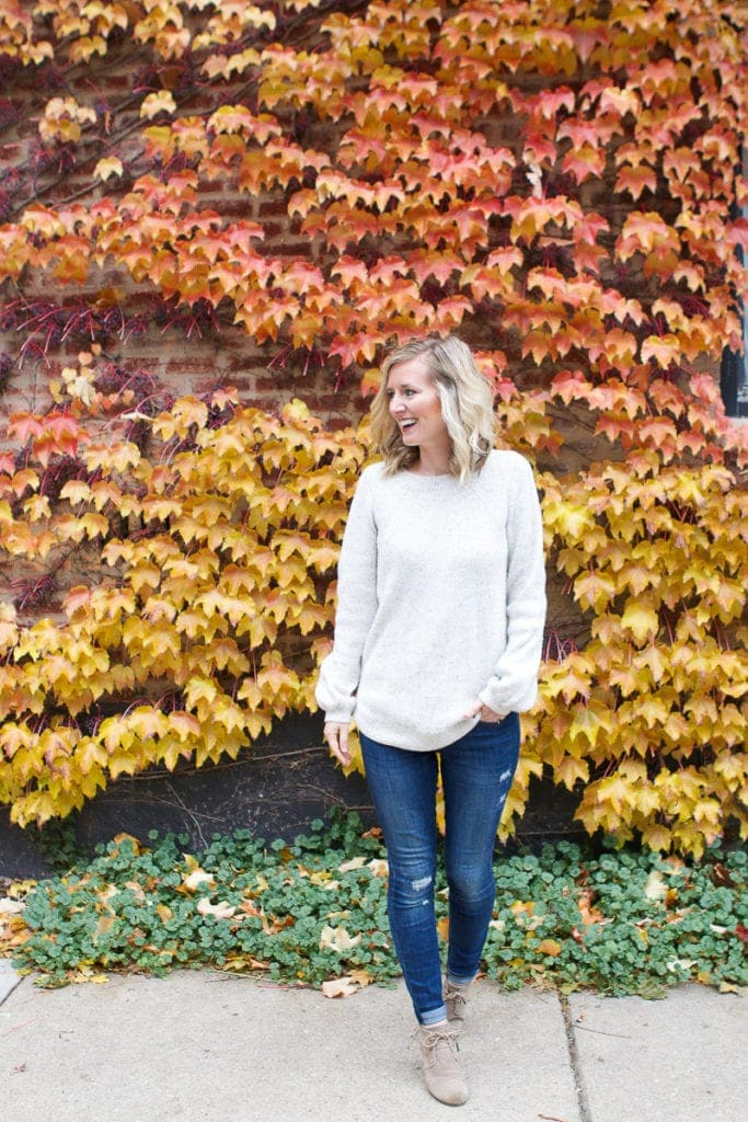 My favorite fall and winter sweaters for the cold season