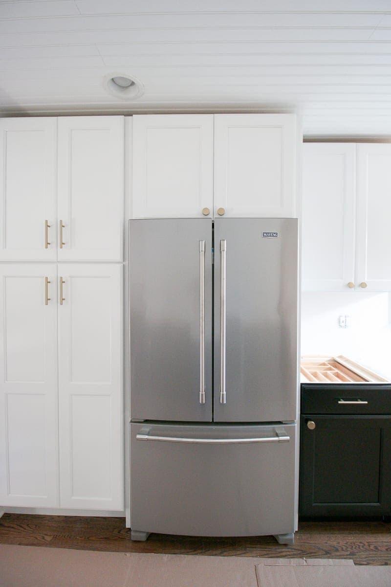 fingerprint resistantant refrigerator
