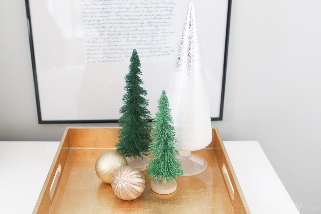 Holiday decor pieces to add to your nightstands