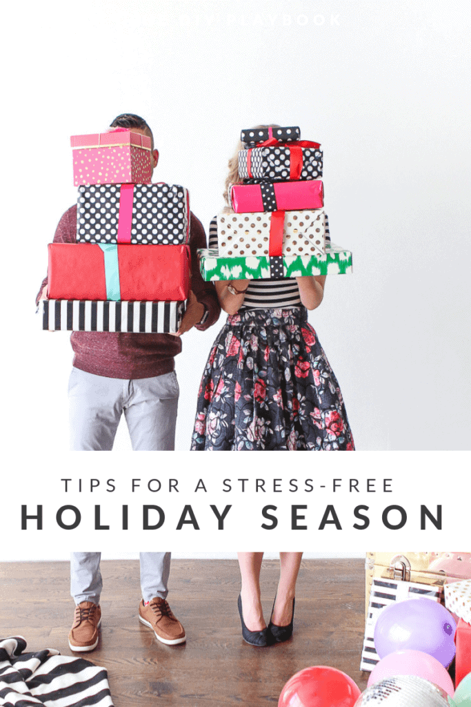 Tips to prepare for the holidays now!