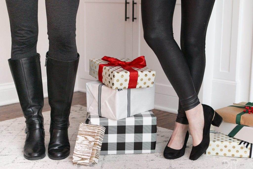 Easy Spirit boots and heels for the holidays