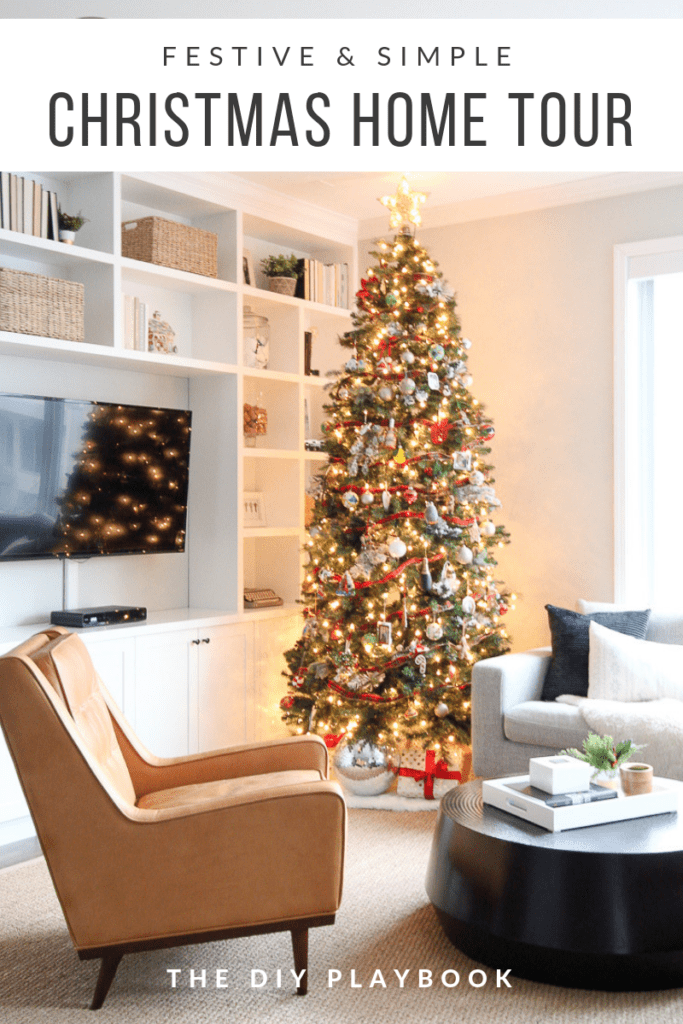A festive Christmas home tour in Chicago