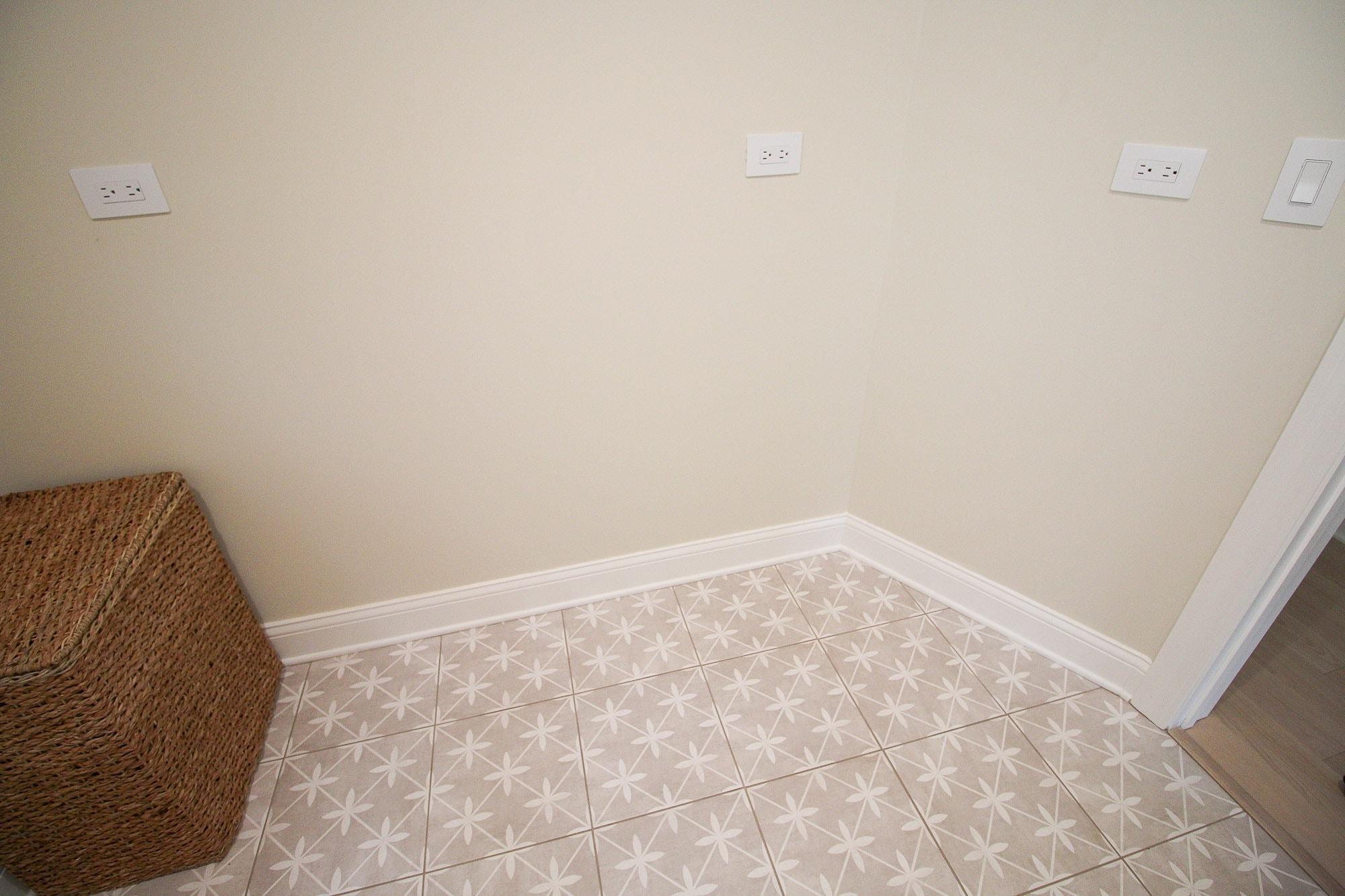 DIY laundry room gameplan