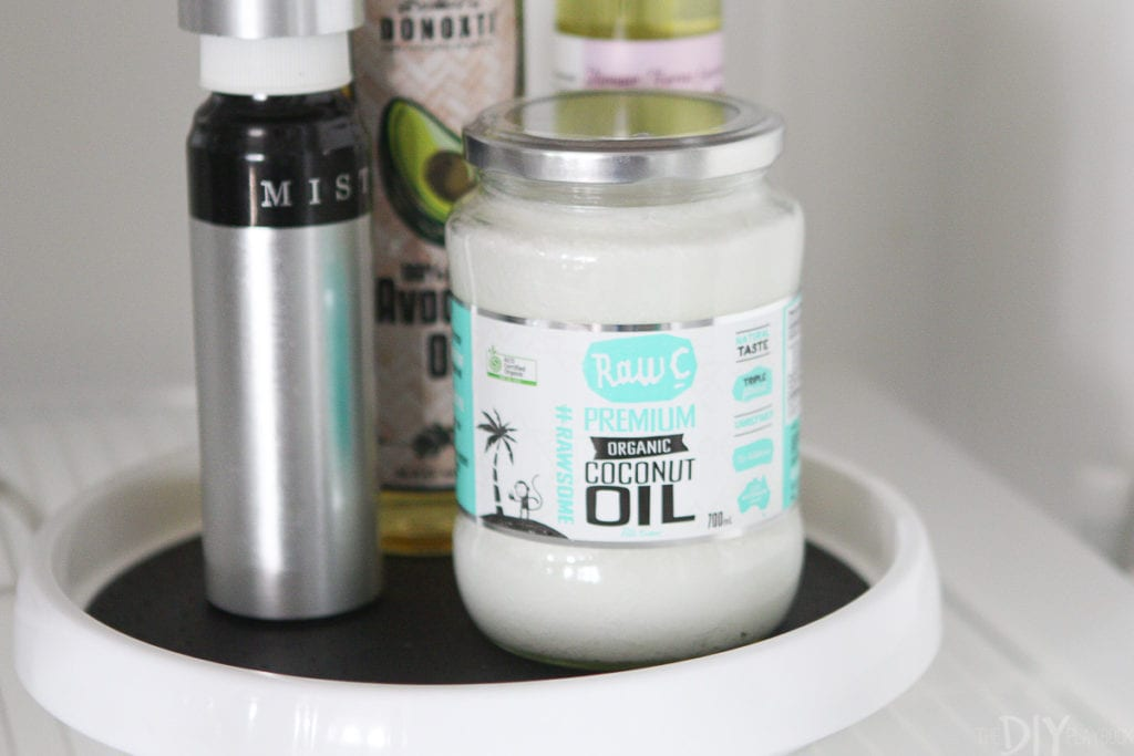 Raw coconut oil from Marshalls