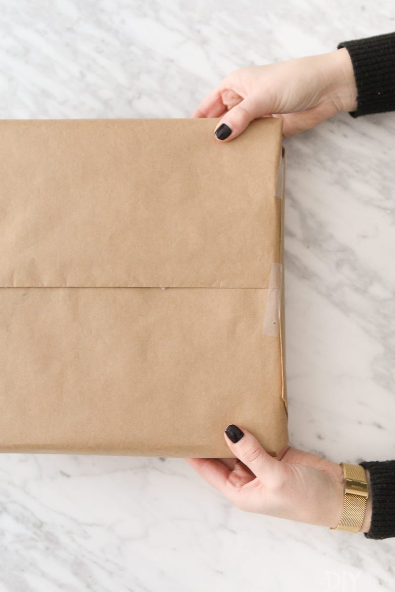 How to wrap a gift like a pro