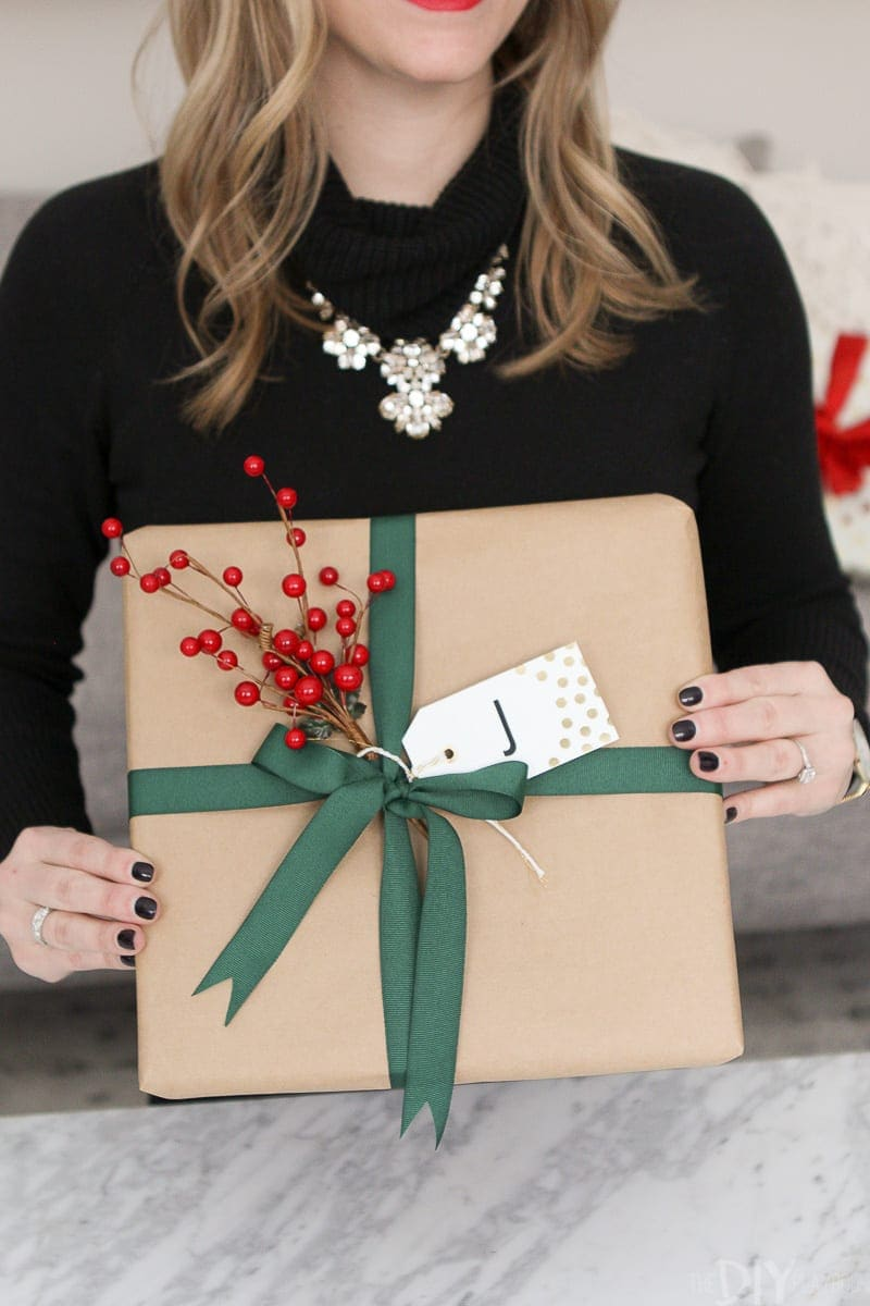 How To Wrap A Gift Like A Professional The Diy Playbook