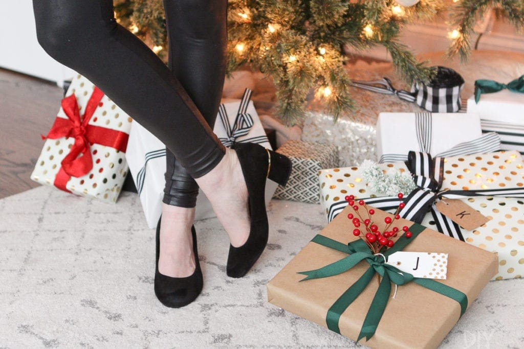 Heels from Easy Spirit for the holidays