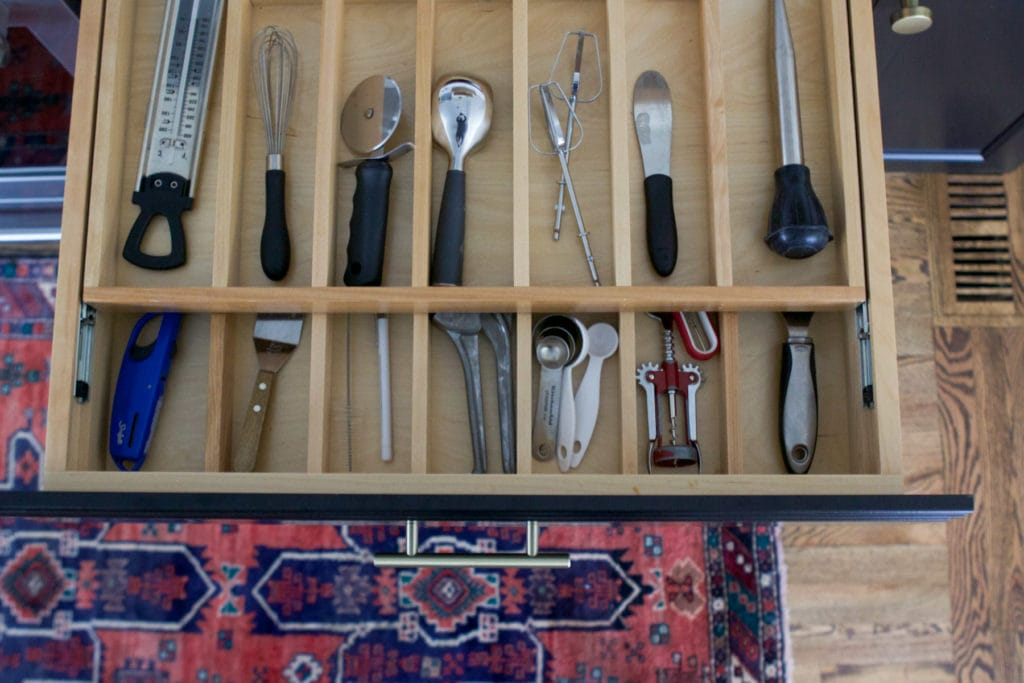 cabinet organizers for utensils