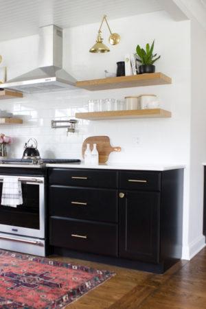 My New Built-in Kitchen Cabinet Organization