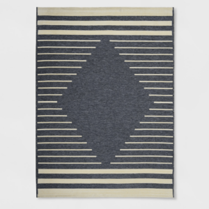 Diamond outdoor rug from Target
